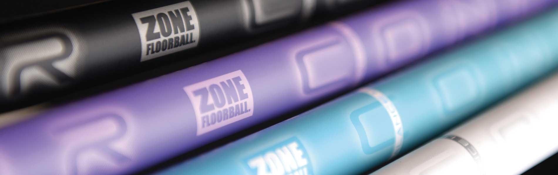 Novinky Unihoc a Zone - florbalové hole