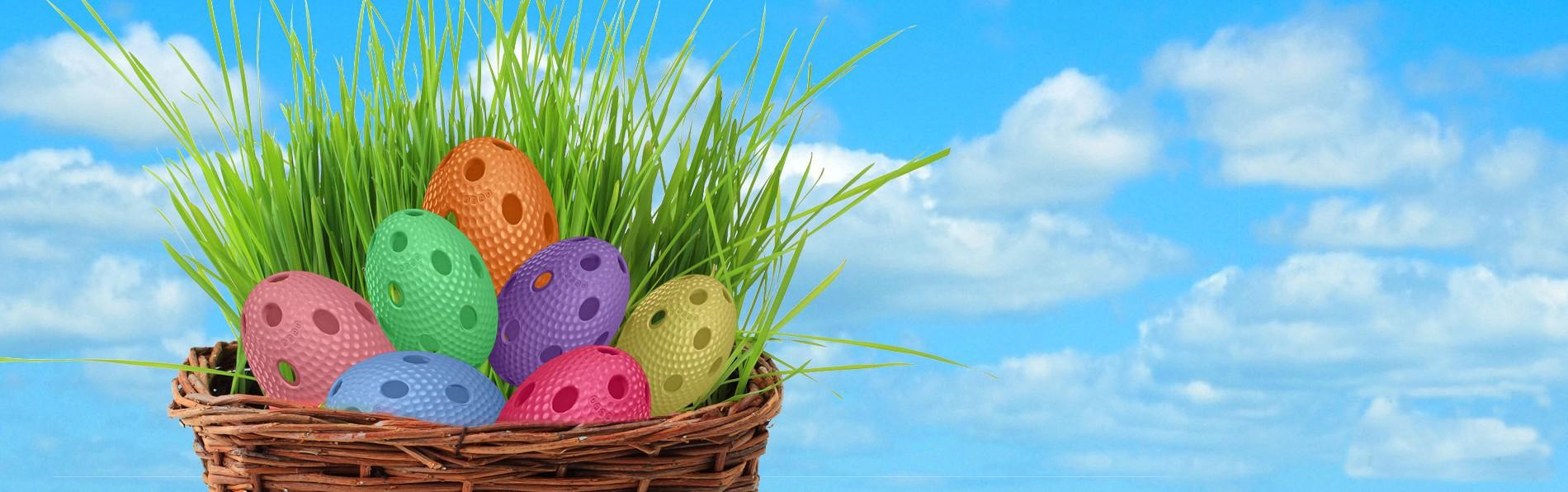 Florbalové Velikonoce s Jednadvacítkou!